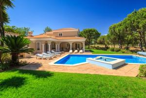 The ultimate villa in Quinta do Lago