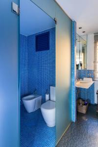 Blue Loft, Apartments  Madrid - big - 10