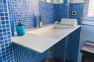 Blue Loft, Apartments  Madrid - big - 8