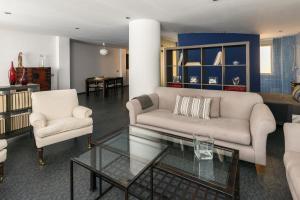 Blue Loft, Apartments  Madrid - big - 5