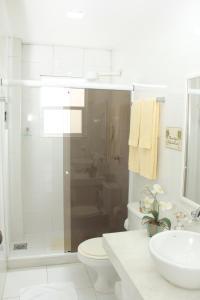 Apart Hotel em Geribá, Apartmány  Búzios - big - 129