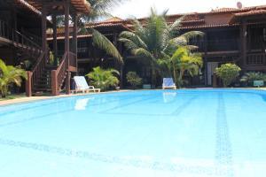 Apart Hotel em Geribá, Apartmány  Búzios - big - 104