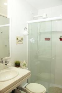 Apart Hotel em Geribá, Apartmány  Búzios - big - 119