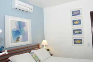 Apart Hotel em Geribá, Apartmány  Búzios - big - 123