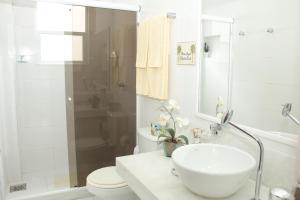 Apart Hotel em Geribá, Apartmány  Búzios - big - 128