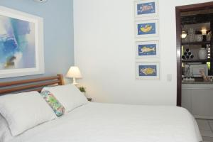 Apart Hotel em Geribá, Apartmány  Búzios - big - 125
