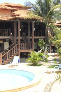 Apart Hotel em Geribá, Apartmány  Búzios - big - 106