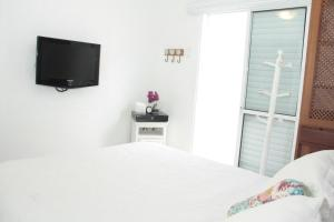 Apart Hotel em Geribá, Apartmány  Búzios - big - 127