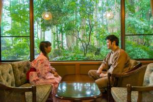 Ichirino Kogen Hotel Roan, Ryokan  Hakusan - big - 8