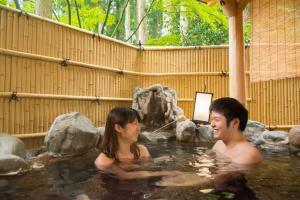 Ichirino Kogen Hotel Roan, Ryokan  Hakusan - big - 9