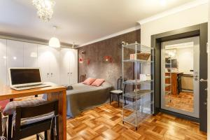 Daily Rooms Apartment at Balchug Island, Apartments  Moscow - big - 6
