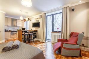 Daily Rooms Apartment at Balchug Island, Apartments  Moscow - big - 3