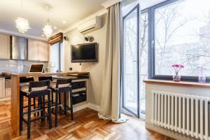 Daily Rooms Apartment at Balchug Island, Apartments  Moscow - big - 12