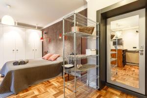 Daily Rooms Apartment at Balchug Island, Apartments  Moscow - big - 17