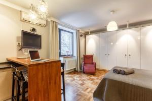 Daily Rooms Apartment at Balchug Island, Apartments  Moscow - big - 19