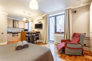 Daily Rooms Apartment at Balchug Island, Apartments  Moscow - big - 29