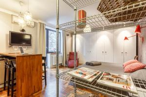 Daily Rooms Apartment at Balchug Island, Apartments  Moscow - big - 34