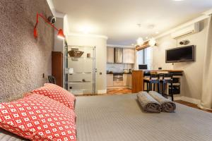 Daily Rooms Apartment at Balchug Island, Apartments  Moscow - big - 49