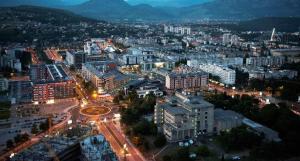 Apartment Temple, Apartments  Podgorica - big - 1