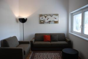 Aparthotel Pichler, Aparthotels  Colle Isarco - big - 17