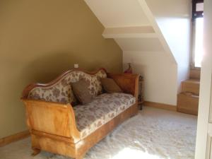 La Poire Grange, Отели типа «постель и завтрак»  Вильдье-ле-Поель - big - 10