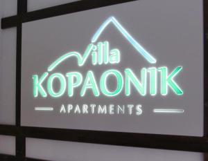 Apartments Vanja i Vrh, Ferienwohnungen  Kopaonik - big - 29