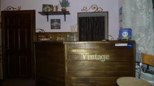 Review Hotel Vintage