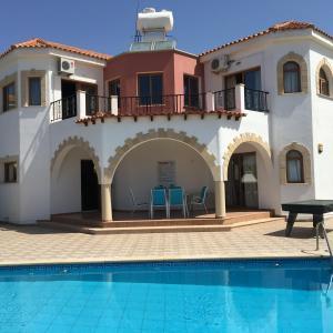 Villa Poseidon, Ville  Coral Bay - big - 1