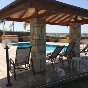 Villa Poseidon, Ville  Coral Bay - big - 15