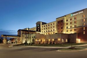 Embassy Suites Oklahoma City Downtown/Medical Center, Hotely  Oklahoma City - big - 21