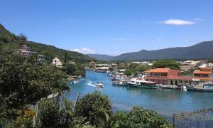 Hospedaria Bela Vista, Priváty  Florianópolis - big - 40