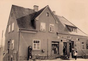 Pension Konditorei Cafe Dora