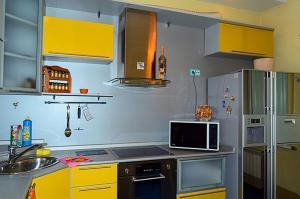 (City Rent Apartment Leningradskaya 63)