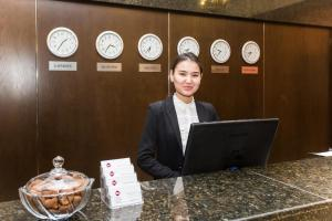 Отель Best Western Plus Atakent Park - фото 24