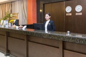 Отель Best Western Plus Atakent Park - фото 25