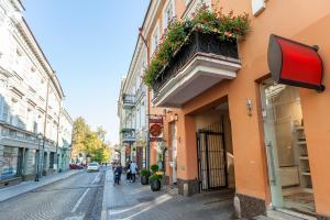 Didžioji Street Apartments, Apartmány  Vilnius - big - 48