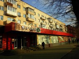(Apartment Krasnooktjabrskaya 3)