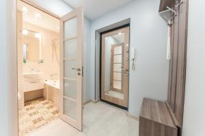 Business Class Apartments, Apartmanok  Moszkva - big - 2