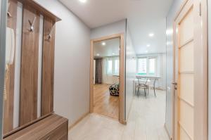 Business Class Apartments, Apartmanok  Moszkva - big - 10