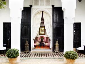 马拉喀什里亚德摩洛哥传统庭院旅馆 (Riad L'Hôtel Marrakech)