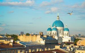 АЗИМУТ Отель Санкт-Петербург - фото 24