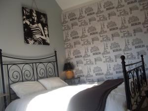 La Poire Grange, Отели типа «постель и завтрак»  Вильдье-ле-Поель - big - 13