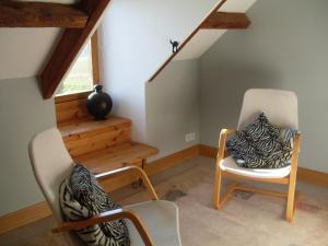La Poire Grange, Отели типа «постель и завтрак»  Вильдье-ле-Поель - big - 14