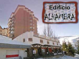 Apartamentos Surynieve Alhambra