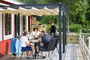 Hamgården Nature Resort Tiveden, Case di campagna  Tived - big - 31