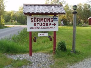 Chata Sörmons Stugby Ljusnedal Švédsko
