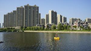Huangdao Land of Canaan Inn, Апарт-отели  Huangdao - big - 36