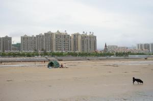 Huangdao Land of Canaan Inn, Апарт-отели  Huangdao - big - 35