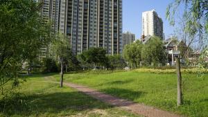 Huangdao Land of Canaan Inn, Apartmanhotelek  Huangtao - big - 27