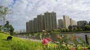 Huangdao Land of Canaan Inn, Апарт-отели  Huangdao - big - 22